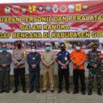 Tanggap Bencana, Pemkab Gelar Apel Kesiapan Personel & Peralatan SAR