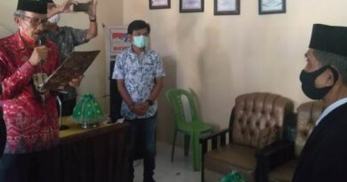 Lantik BPD, Kades Bontolangkasa Dinilai Lampaui Kewenangan Bupati
