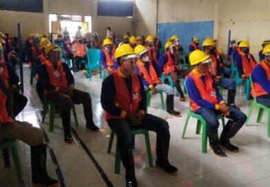 Pelatihan Tukang di Pattallassang, Panitia Diduga Rekayasa Waktu