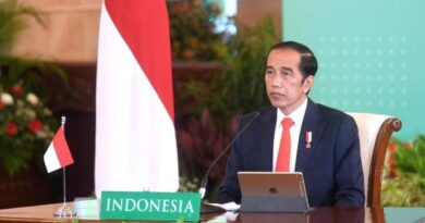 Presiden Jokowi Hadiri KTT D-8 Secara Virtual
