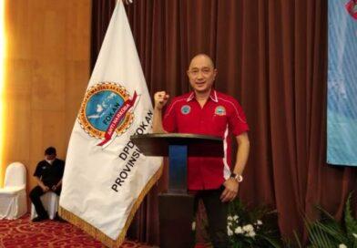 Sekertaris LBH IWO Pimpin Forkan DKI